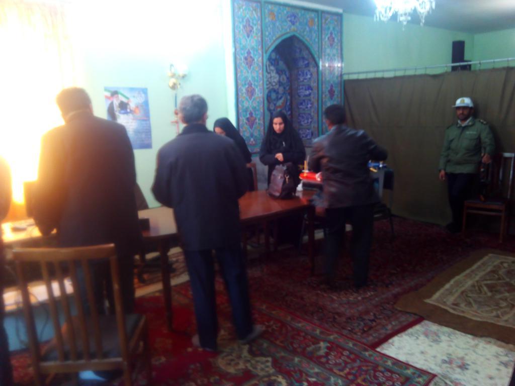 انتخابات مجلس شورای اسلامی و خبرگان سال 1394 در نسن