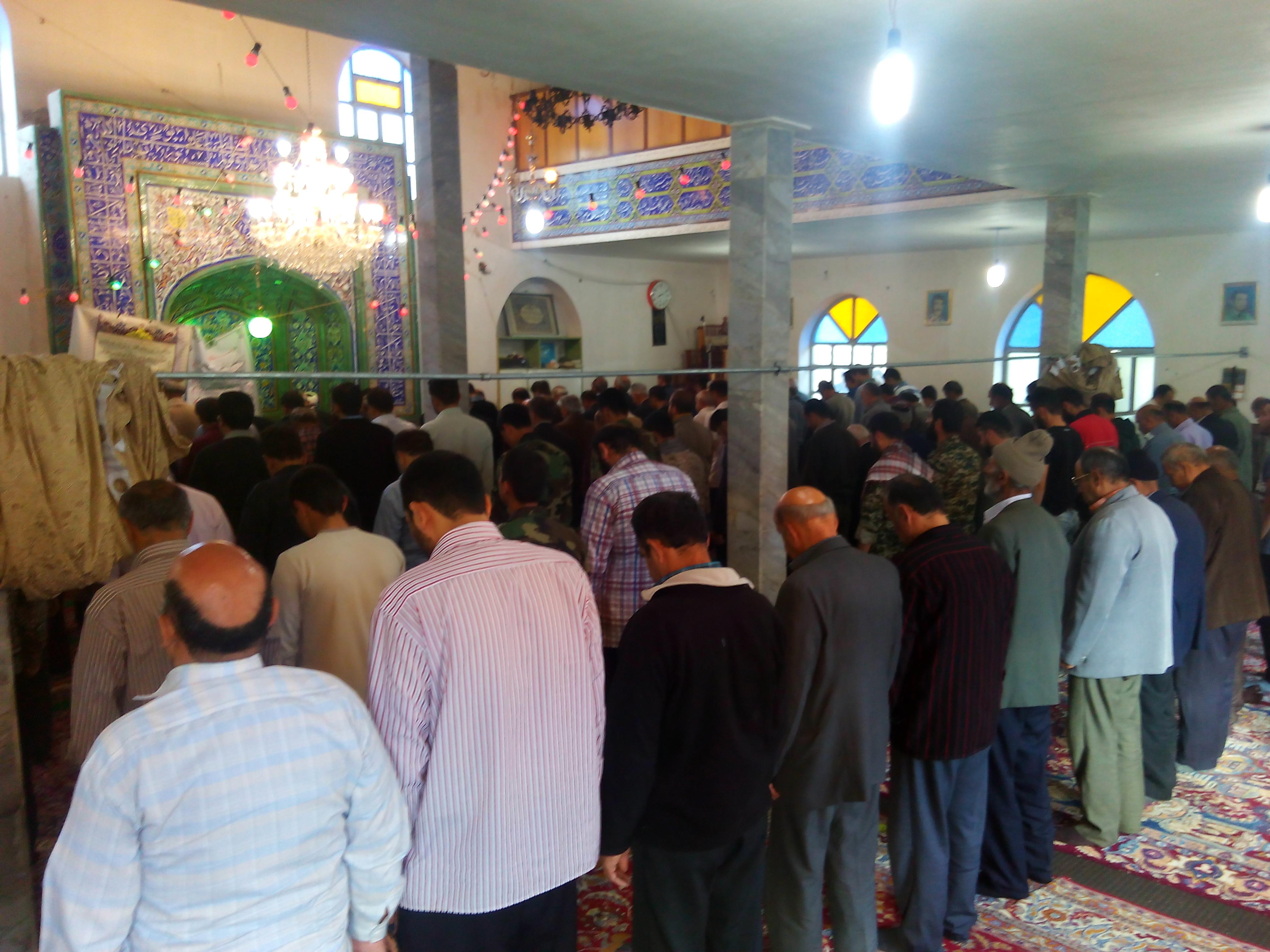 برپایی نماز عید سعید فطر