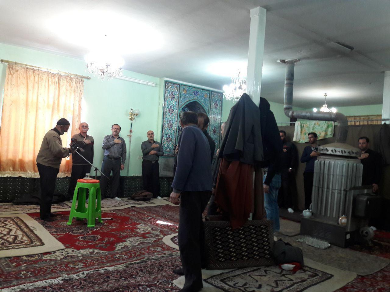 تصاویر مراسم عزاداری شهادت پیامبر اکرم (ص)